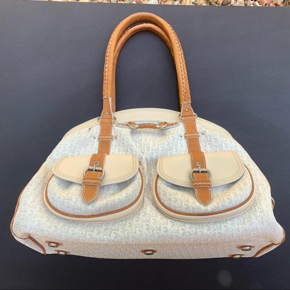 Dior Handbags - Christian Dior Signature Logo Handbag
